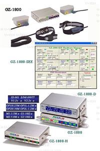GZ 1800 ESD GROUNDING MONITO